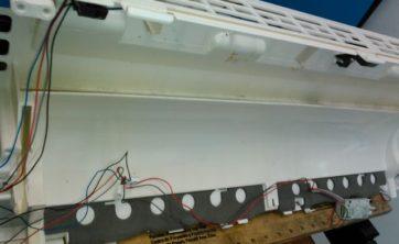 壁掛けエアコンクリーニング